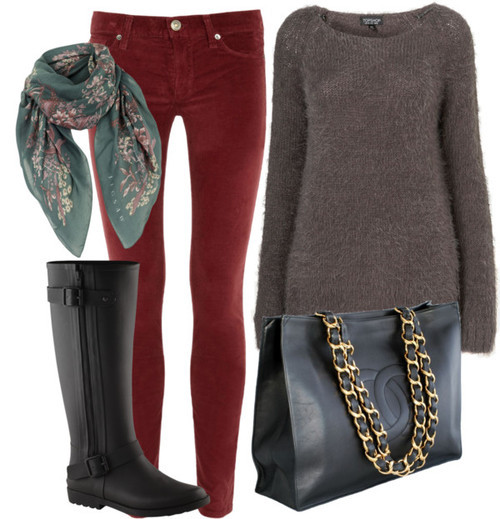 december outfit